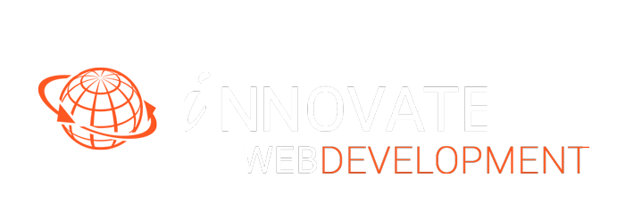 innovate web development logo